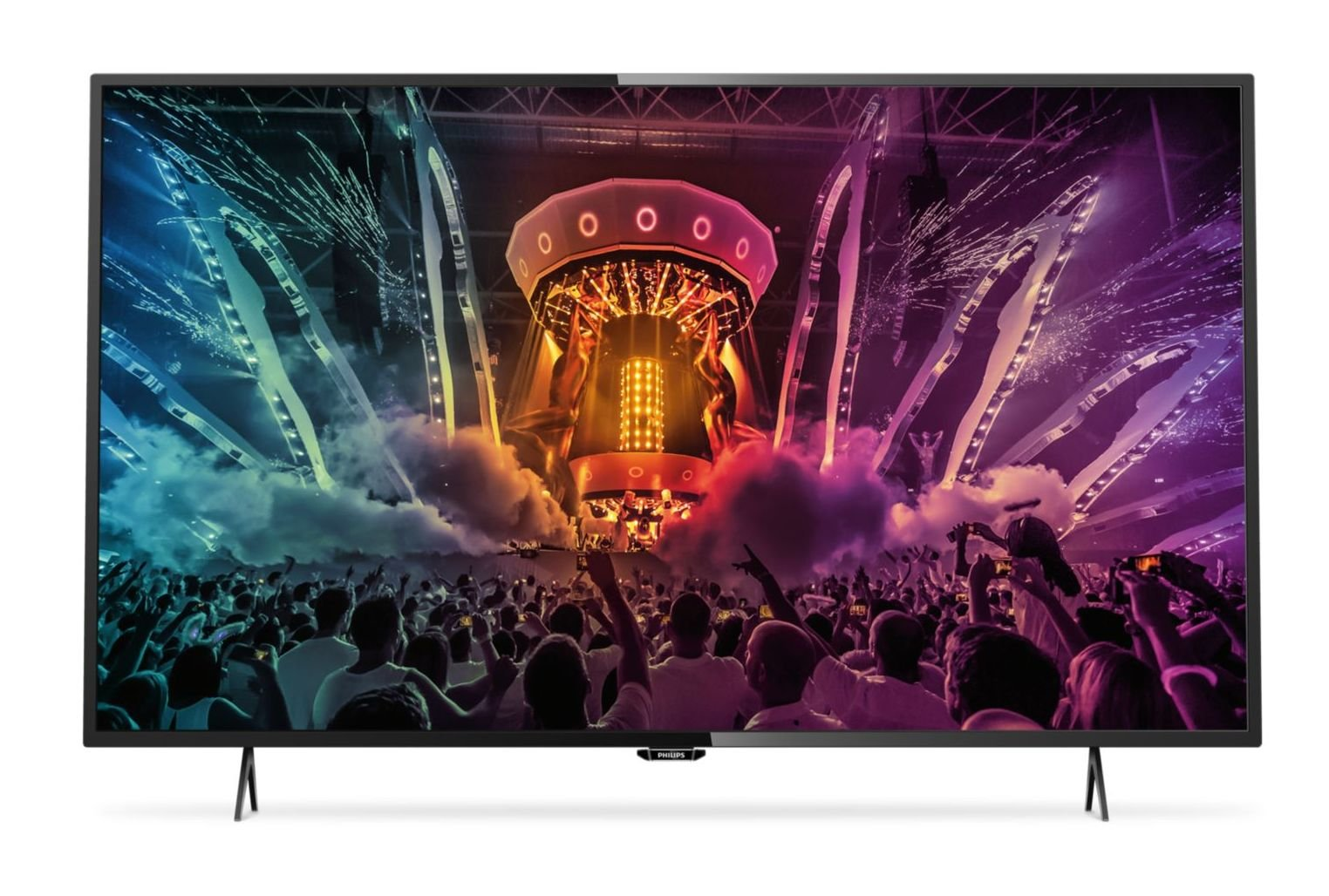 43PUS6101/12 LED TV 4K Ultra HD PHILIPS + doprava zdarma