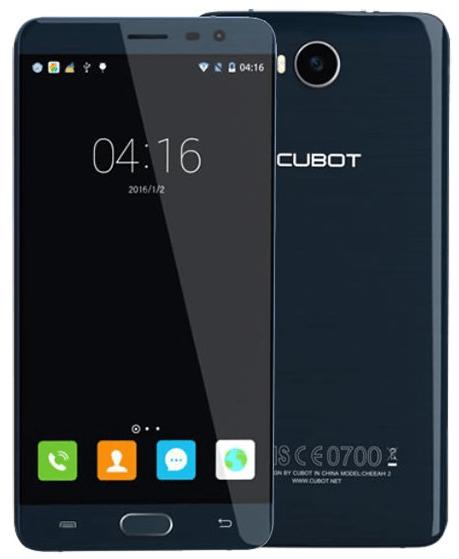 Cubot Cheetah 2, Dual SIM, LTE,32GB,blue + doprava zdarma