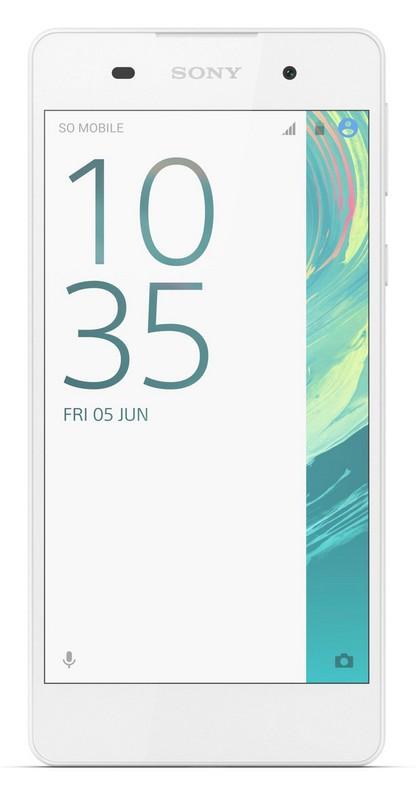 Sony Xperia E5 F3311 White + doprava zdarma