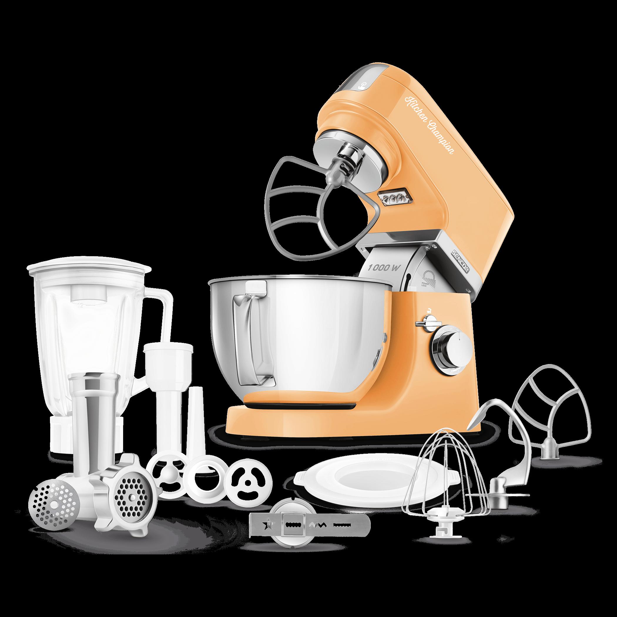 SENCOR STM 6353OR Kuchyňský robot + doprava zdarma