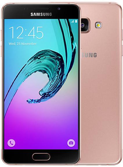 SAMSUNG SM A510F Galaxy A5 LTE 16GB Pink + doprava zdarma