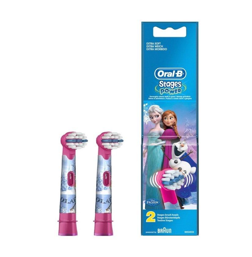 Oral-B Vitality Kids D12K Frozen náhradní hlavice