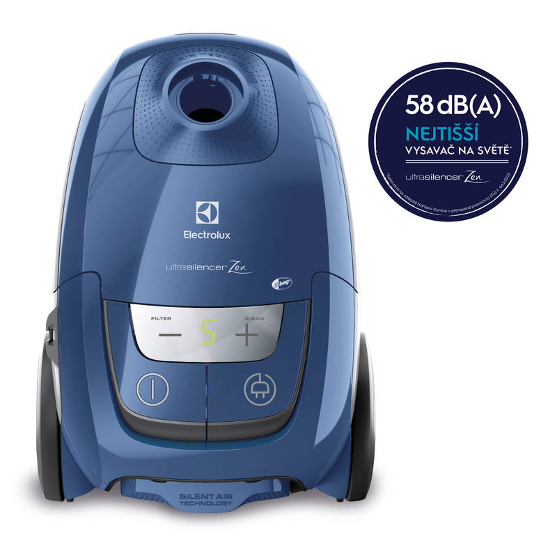 ELECTROLUX ZUSALLER58 + Fitness mixér ESB2450 po registraci ZDARMA + doprava zdarma